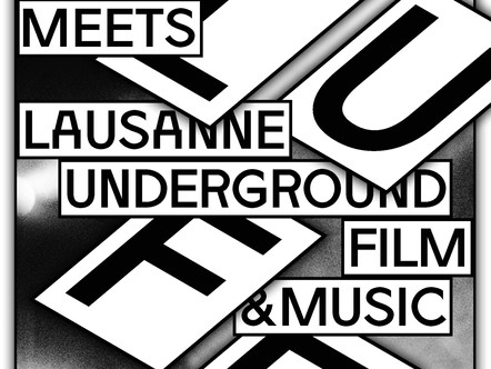 SAY HI! MEETS LUFF / LAUSANNE