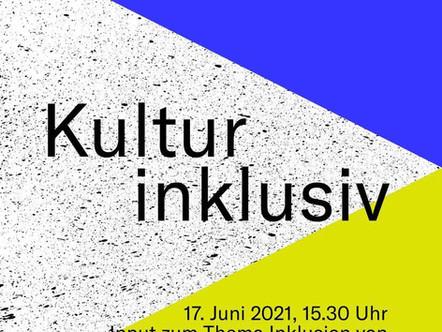 SAY HI! MEETS HELVETIAROCKT ON TOUR - Round 4 Sharing is Caring mit Kultur Inklusiv