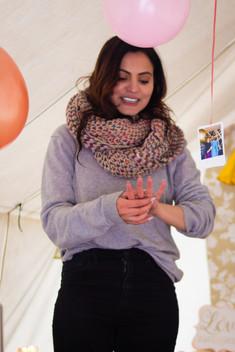 Nalin and Natasha Surprise Engagement at