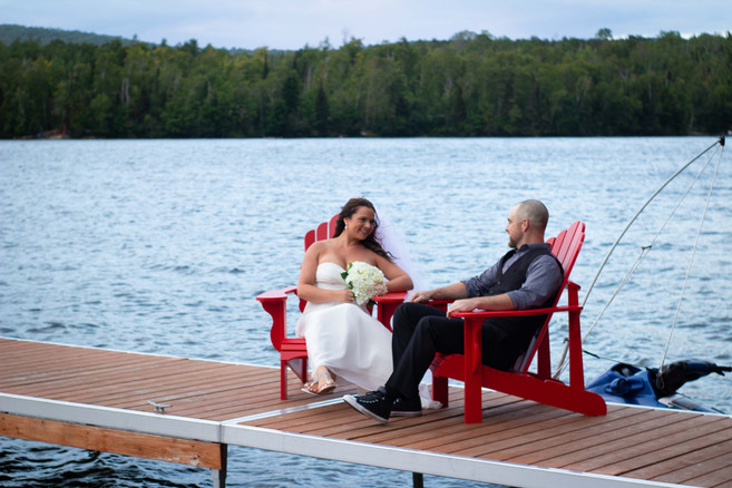 Waterfront wedding ceremony docks.jpg
