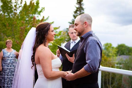 Sunset ceremony bride and groom.jpg