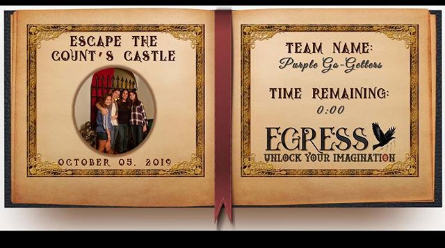 Purple Go-Getters _egressescaperoom