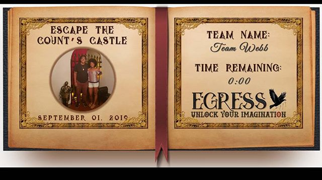 Team Webb _egressescaperoom