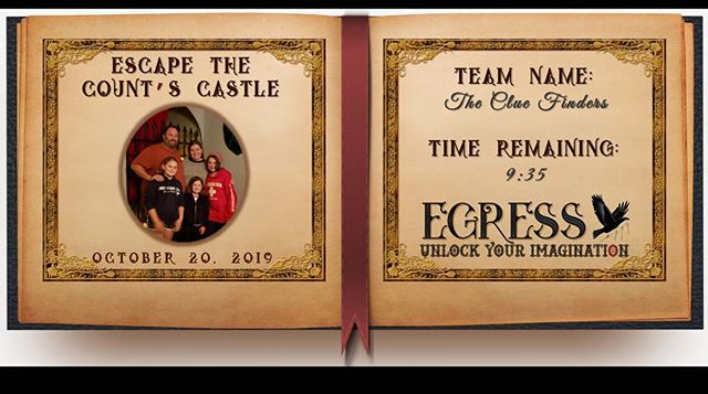 The Clue Finders _egressescaperoom