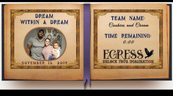 Cookies and Cream _egressescaperoom