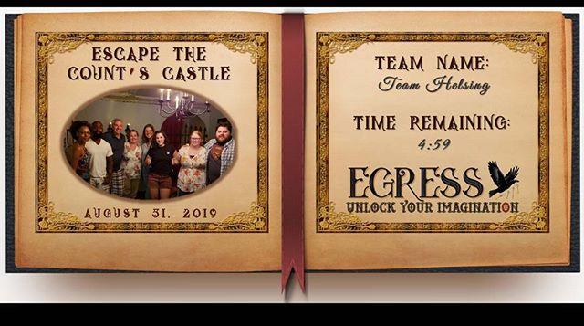 Team Helsing _egressescaperoom
