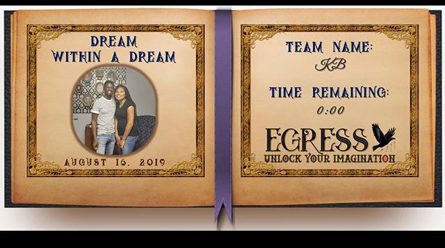 Team KB _egressescaperoom