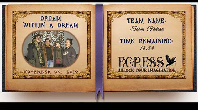 Team Fatisa _egressescaperoom