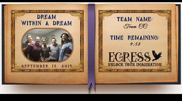 Team CC _egressescaperoom