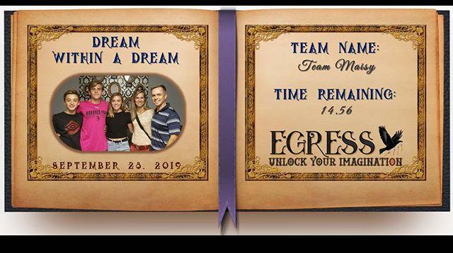 Team Maisy _egressescaperoom