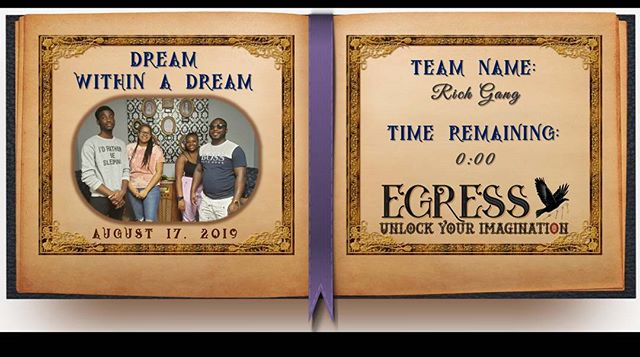 Rich Gang _egressescaperoom