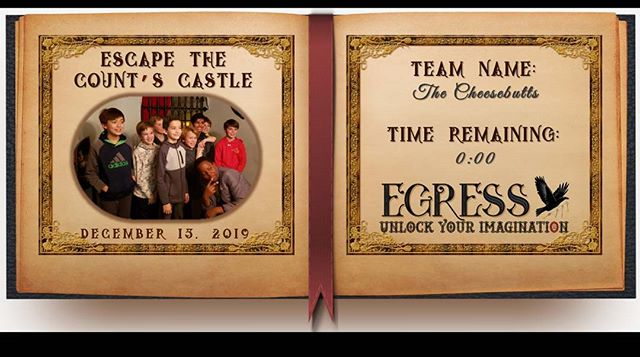 The Cheesebutts _egressescaperoom
