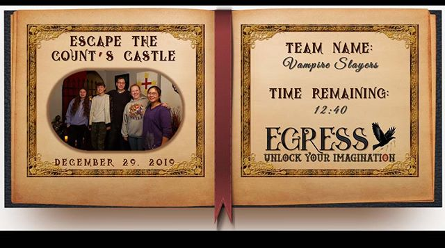Vampire Slayers _egressescaperoom