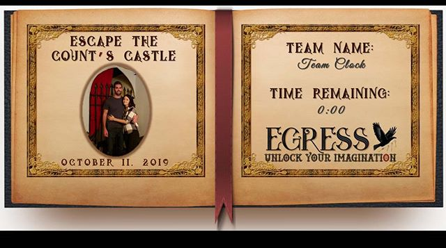Team Clock _egressescaperoom