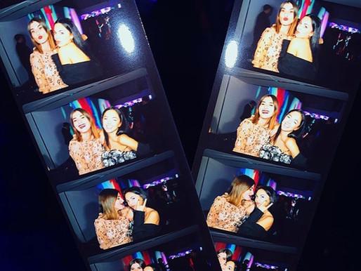 Mery Turiel y Andrea Rueda en los MTV EMA's