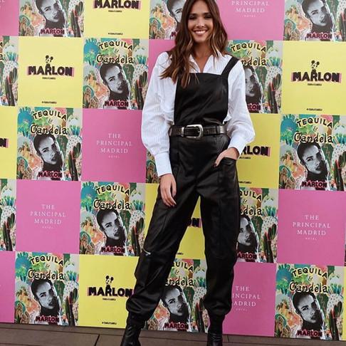 Ana Moya y Andrea Rueda en el nuevo videoclip de Marlon