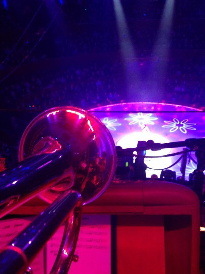 Cirque d'hiver...