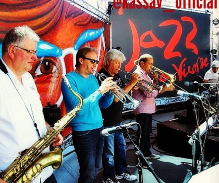 Balance, Jazz à Vienne...