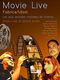 MovieLive FabriceAdam