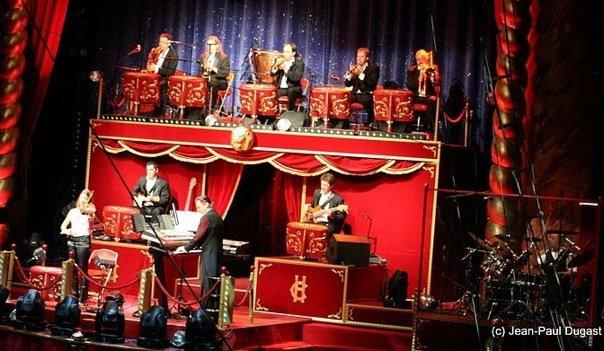 Orchestre cirque d'hiver de Paris...