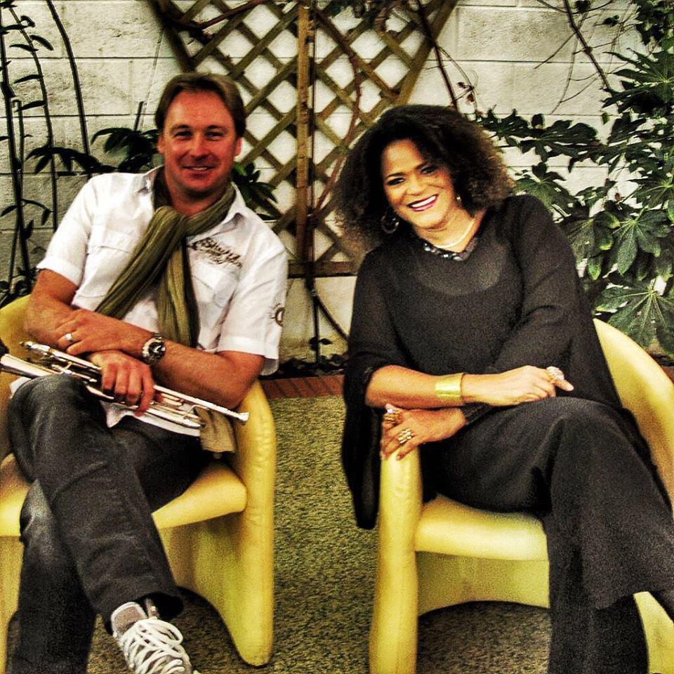 Avec Jocelyne Beroard...KASSAV
