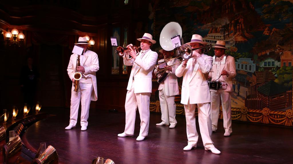 Quintet Caphorns à Disney