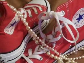 A Heart2Heart Conversation about Chucks & Pearls!