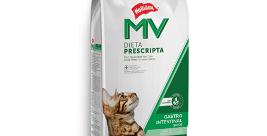MV Holliday Gatos Adulto Gastrointestinal 2kg