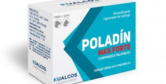 Poladin forte Max 30 comprimidos KUALCOS