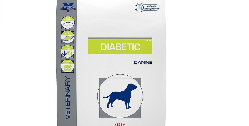 Royal Canin Dog Diabetic 2kg