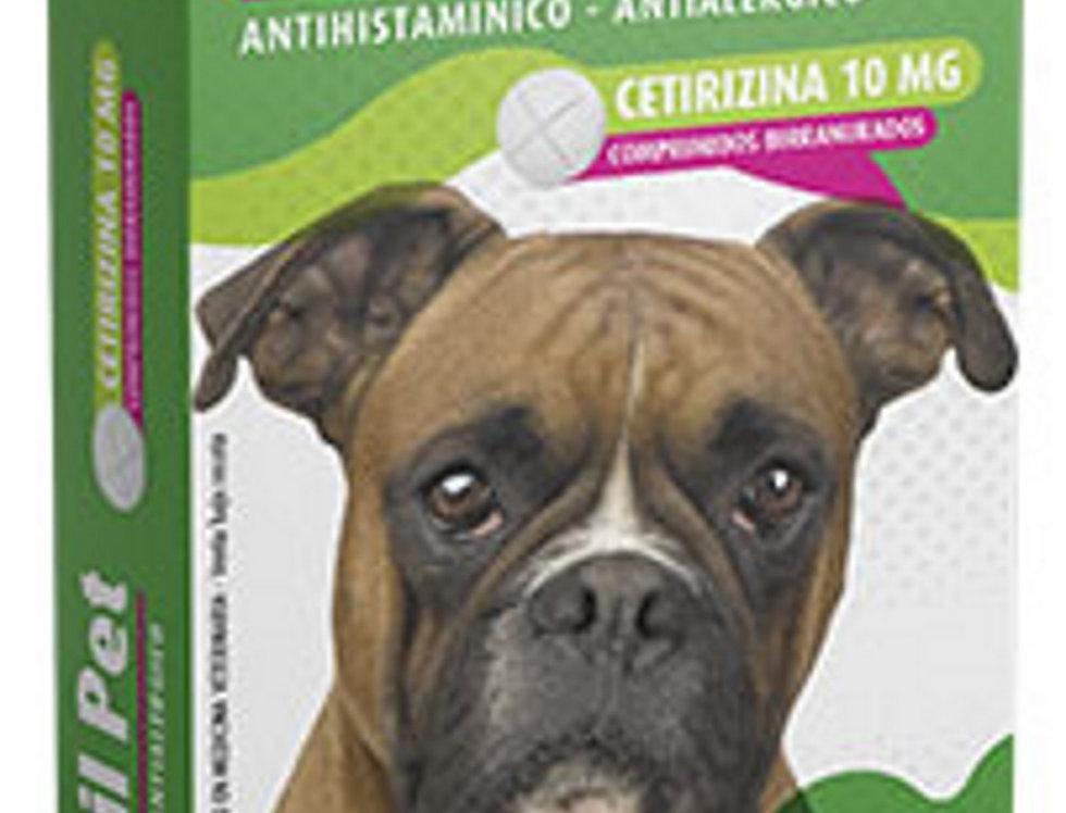 Alergil Pet 10mg (10comp)  PARAPEQUEÑOS