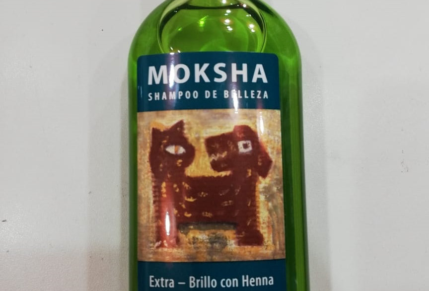Shampoo Moksha Belleza 250cc