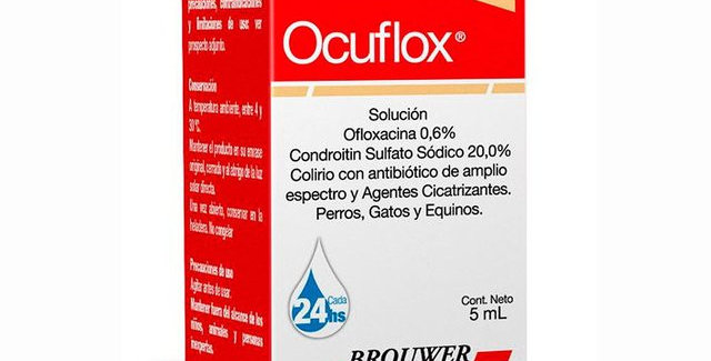 Ocuflox 5ml BROUWER