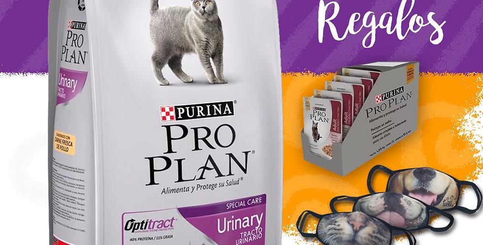 Pro Plan Gato Urinary + Pouch + Tapabocas