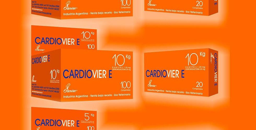 Cardiovier E 20mg J´ANVIER