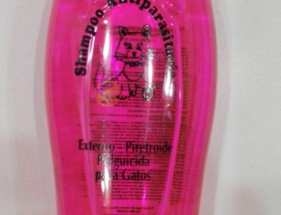 Shampoo Osspret Pulguicida Gatos 250ml