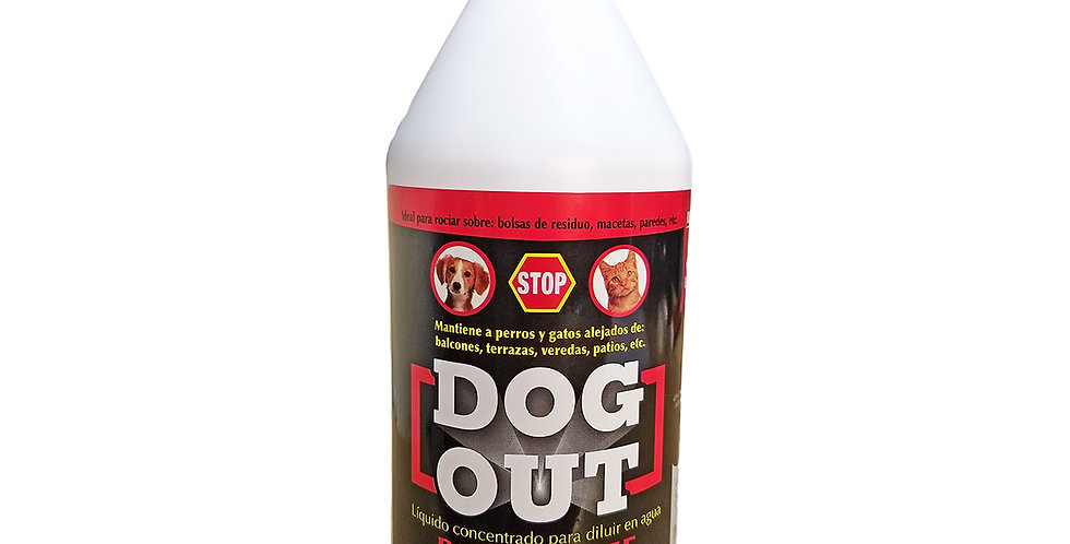 Dog Out Repelente Concentrado 500ml