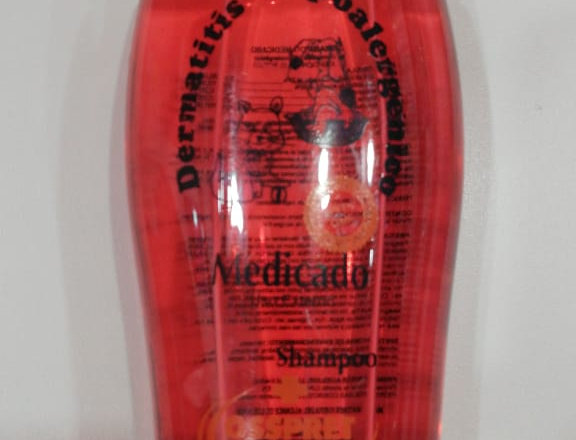 Shampoo Osspret Hipoalergénico Medicado 250ml
