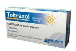 Toltrazol 200mg CAJA (3comp) MAYORS