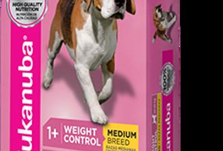 Eukanuba Weight Control Medium Breed 3Kg
