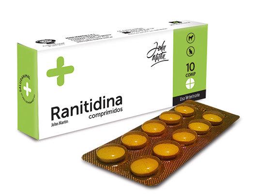 Ranitidina 50mg comprimidos JONH MARTIN