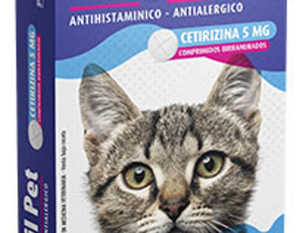 Alergil Pet 5mg (10comp)  PARAPEQUEÑOS