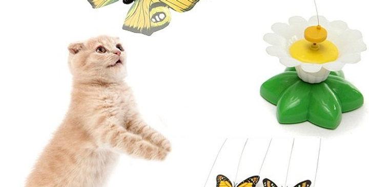 Juguete Interactivo Mariposa que Vuela PER-ROS