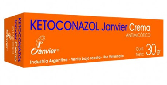 Ketoconazol Crema 30gr J´ANVIER