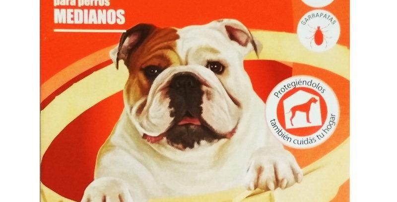 Collar Antipulgas Dominal Perros Medianos KONING