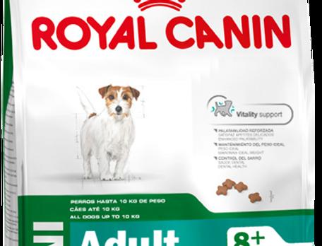 Royal Canin Perro Mini Adulto +8 años