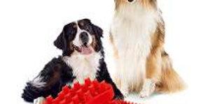 Cepillo Silicona Pet+me Perro Grandes Pelo Largo RICHMOND