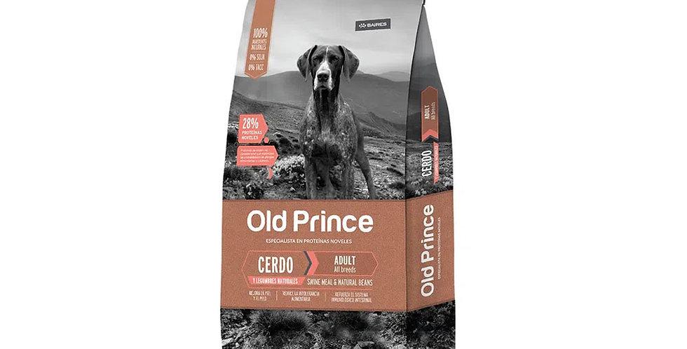 Old prince Perro Cerdo & Legumbre para Adultos