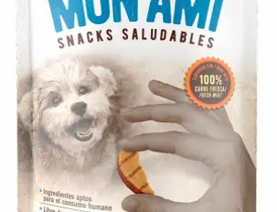 Mon Ami Snack Saludables Pollo Grille 75gr