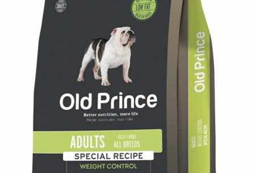 Old Prince Perro Adulto Weight Control